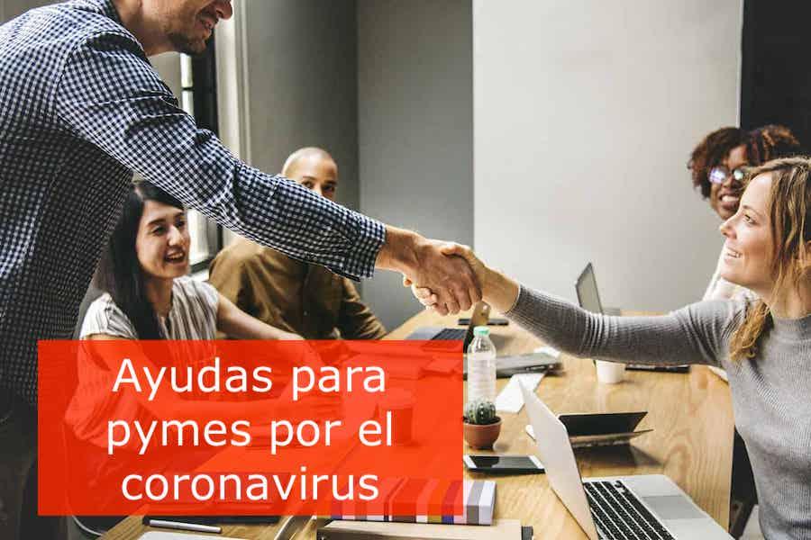 ayudas pymes por coronavirus